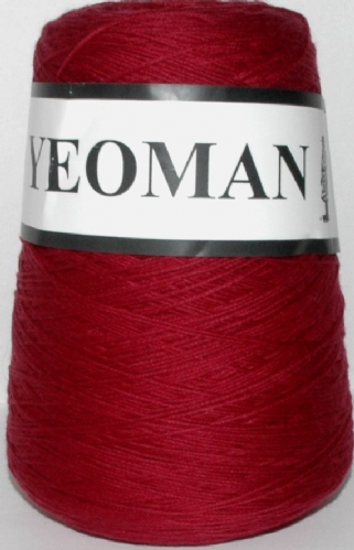 Yeoman Sport  Pure Virgin Merino Wool - Wine